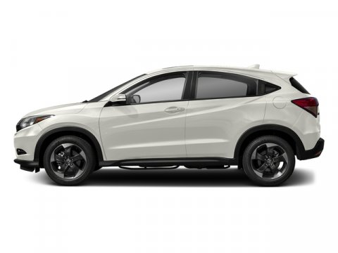 2018 Honda HR-V EX White Orchid PearlGray V4 18 L Variable 7 miles  WHITE ORCHID PEARL  GRAY