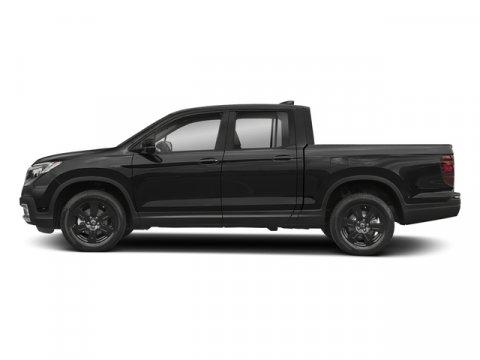 2018 Honda Ridgeline Black Edition Crystal Black PearlBlack V6 35 L Automatic 7 miles  CRYSTA