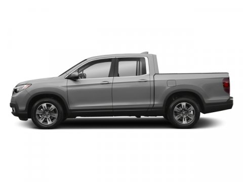 2018 Honda Ridgeline RTL Lunar Silver MetallicGray V6 35 L Automatic 3 miles  GRAY LEATHER SE