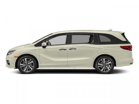 2018 Honda Odyssey Elite White Diamond PearlMocha V6 35 L Automatic 7 miles  WHITE DIAMOND PE