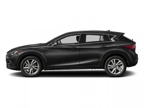 2018 INFINITI QX30 Premium Black Obsidian V4 20 L Automatic 10 miles Boasts 30 Highway MPG an