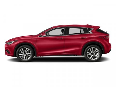 2018 INFINITI QX30 Premium Magnetic Red V4 20 L Automatic 10 miles Boasts 30 Highway MPG and