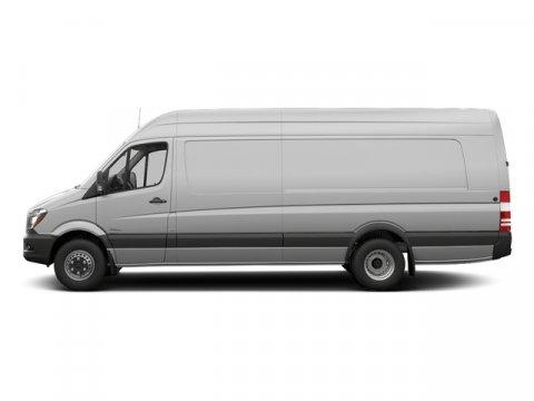 2018 Mercedes Sprinter Cargo Van Arctic WhiteLeatherette Bla V6 30 L Automatic 11 miles At Me