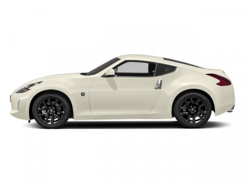 2018 Nissan 370Z Coupe Sport Pearl WhiteBlack V6 37 L Manual 0 miles Choose Nissan for Innova