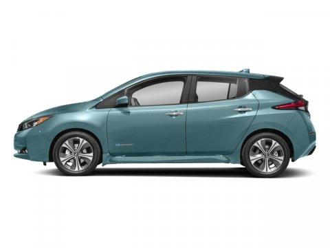 2018 Nissan LEAF SV Jade FrostBlack V 00 Automatic 0 miles Choose Nissan for Innovation that