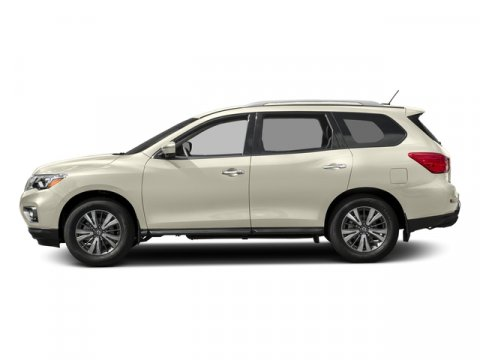 2018 Nissan Pathfinder SL Pearl WhiteCharcoal V6 35 L Variable 0 miles  PEARL WHITE  L92 C