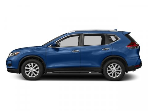 2018 Nissan Rogue SV Caspian BlueCharcoal V4 25 L Variable 0 miles Choose Nissan for Innovati