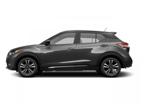 2018 Nissan Kicks SR Gun MetallicCharcoal V4 16 L Variable 0 miles Choose Nissan for Innovati