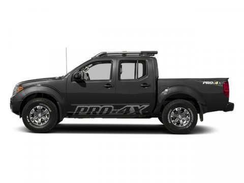2018 Nissan Frontier PRO-4X Gun MetallicPRO-4X V6 40 L Automatic 0 miles Choose Nissan for In