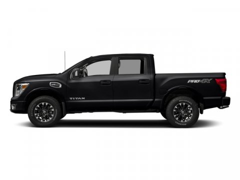2018 Nissan Titan PRO-4X Magnetic BlackBlack V8 56 L Automatic 0 miles Choose Nissan for Inno