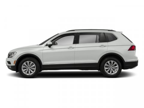2018 Volkswagen Tiguan SE Pure White V4 20 L Automatic 10 miles Boasts 27 Highway MPG and 22