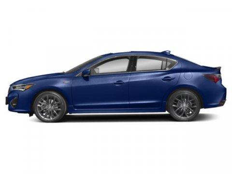 2019 Acura ILX with PremiumA-SPEC Pkg Apex Blue PearlRed V4 24 L Automatic 10 miles  Front W