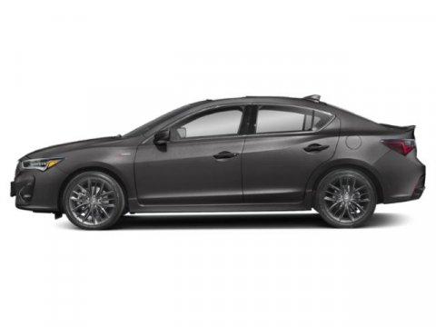 2019 Acura ILX with Premium Pkg Modern Steel MetallicEbony V4 24 L Automatic 10 miles  Front