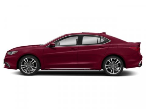 2019 Acura TLX with Advance Pkg San Marino RedEbony V6 35 L Automatic 10 miles The 2019 Acura