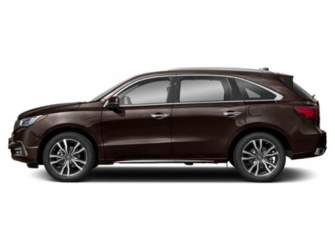 2019 Acura MDX with AdvanceEntertainment Pkg Canyon Bronze MetallicEspresso V6 35 L Automatic