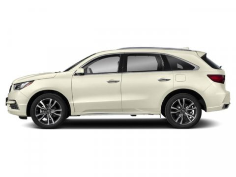 2019 Acura MDX with Advance Pkg White Diamond PearlEspresso V6 35 L Automatic 10 miles The 20