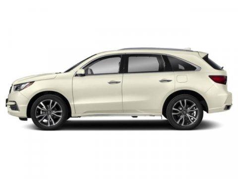2019 Acura MDX with Advance Pkg White Diamond PearlEbony V6 35 L Automatic 10 miles The 2019