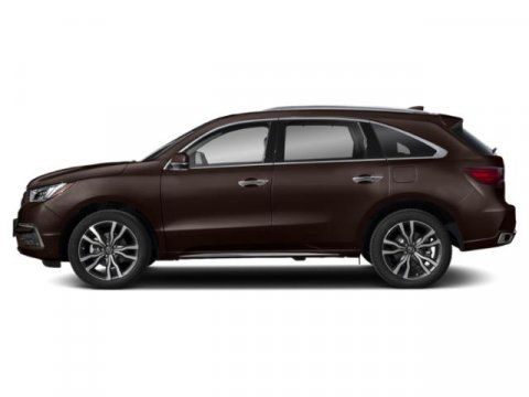 2019 Acura MDX with Advance Pkg Canyon Bronze MetallicEspresso V6 35 L Automatic 10 miles The