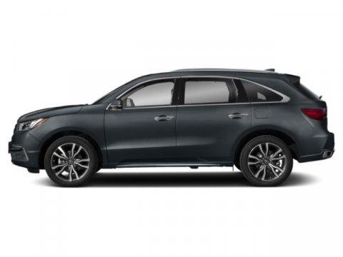 2019 Acura MDX with Advance Pkg Gunmetal MetallicEbony V6 35 L Automatic 10 miles The 2019 Ac