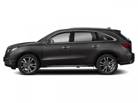 2019 Acura MDX with Advance Pkg Modern Steel MetallicEbony V6 35 L Automatic 10 miles The 201