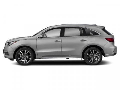 2019 Acura MDX with Advance Pkg Lunar Silver MetallicGraystone V6 35 L Automatic 10 miles The