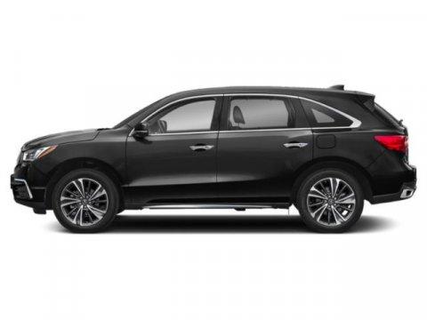 2019 Acura MDX with TechnologyEntertainment Majestic Black PearlEbony V6 35 L Automatic 10 mi