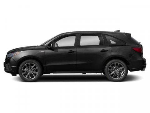 2019 Acura MDX with TechnologyA-Spec Pkg Majestic Black PearlEbony V6 35 L Automatic 28 miles