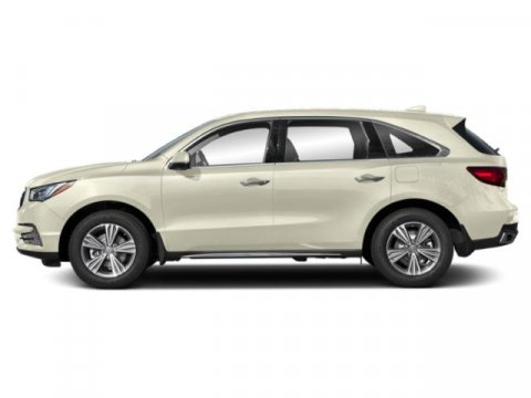 2019 Acura MDX 35L White Diamond PearlEbony V6 35 L Automatic 10 miles The 2019 Acura MDX is