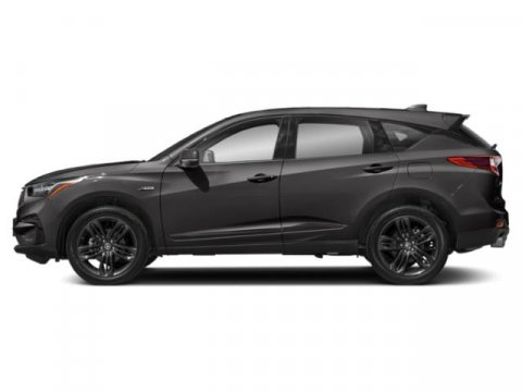 2019 Acura RDX with A-Spec Pkg Modern Steel MetallicRed V4 20 L Automatic