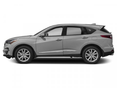 2019 Acura RDX Base Lunar Silver MetallicEbony V4 20 L Automatic 10 miles  Turbocharged  All