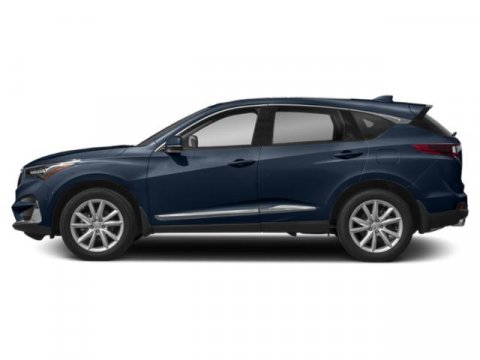 2019 Acura RDX Base Fathom Blue PearlEbony V4 20 L Automatic 10 miles  Turbocharged  All Whe