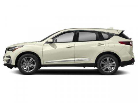 2019 Acura RDX with Advance Pkg White Diamond PearlParchment V4 20 L Automatic 153 miles The