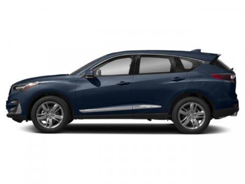 2019 Acura RDX with Advance Pkg Fathom Blue PearlGraystone V4 20 L Automati