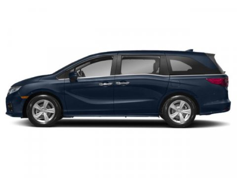 2019 Honda Odyssey EX Obsidian Blue PearlGray V6 35 L Automatic 5 miles  OBSIDIAN BLUE PEARL