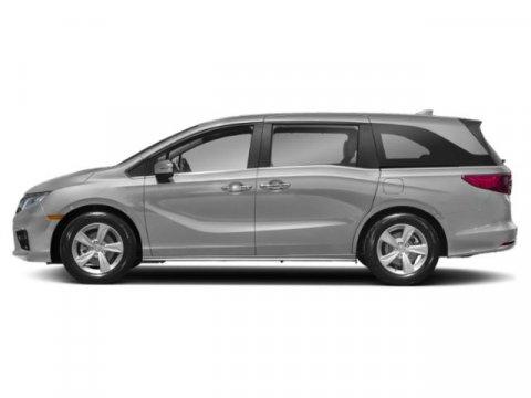 2019 Honda Odyssey EX Lunar Silver MetallicMocha V6 35 L Automatic 5 miles  LUNAR SILVER META