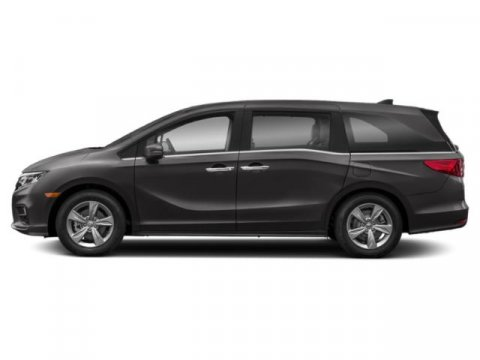2019 Honda Odyssey EX-L Modern Steel MetallicGray V6 35 L Automatic 5 miles  GRAY LEATHER SEA