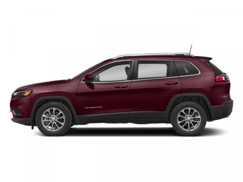 2019 Jeep Cherokee Latitude Velvet Red PearlcoatBlack V6 32 L Automatic 10
