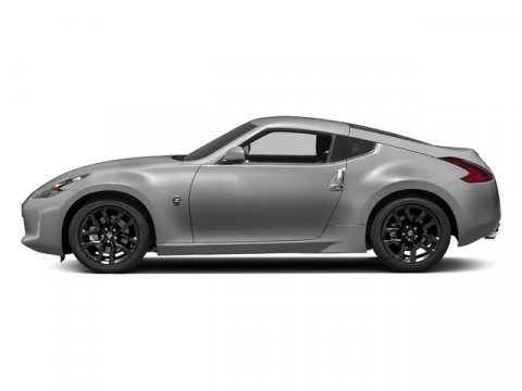2019 Nissan 370Z Coupe Brilliant Silver MetallicCharcoal V6 37 L Automatic 0 miles Choose Nis
