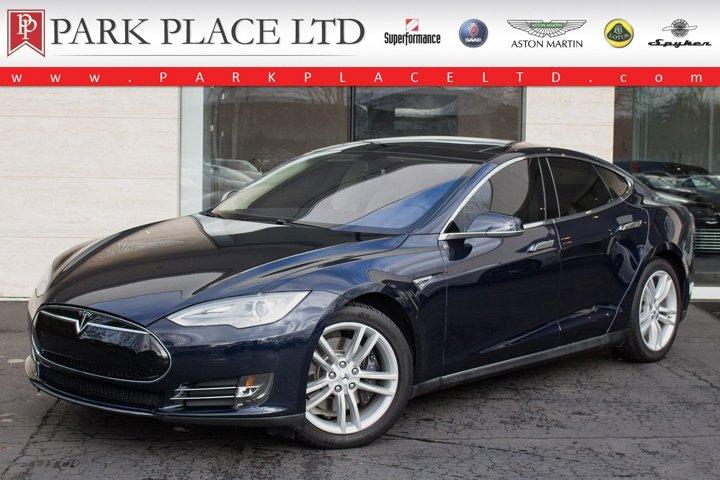 2013 Tesla Model S 85kWh