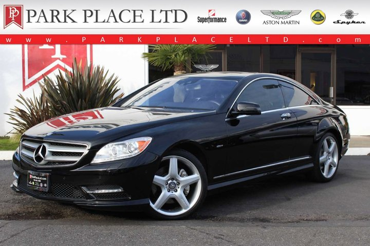 2012 Mercedes-Benz CL550 4Matic