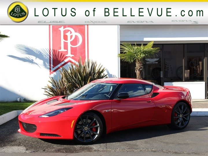 2014 Lotus Evora S 2+2 IPS