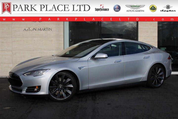 2012 Tesla Model S Signature Performance