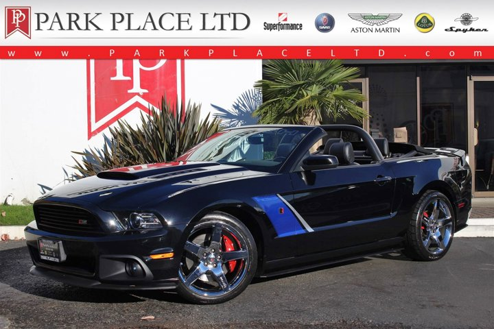 2013 Ford Mustang Roush Stage III