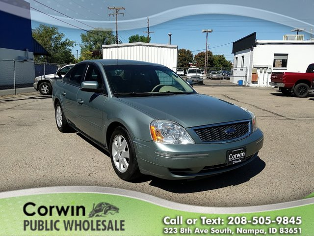 2006 Ford Five Hundred 4dr Sdn SE GREEN Cruise Control