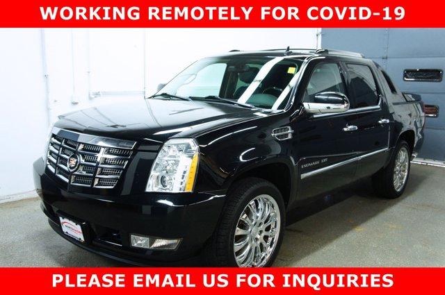 2013 Cadillac Escalade EXT AWD 4dr Premium BLACK RAVEN