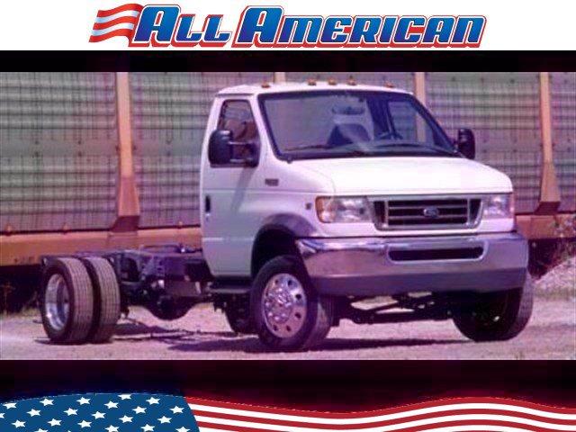 "2006 Ford Econoline Commercial Cutaway E-350 Super Duty 138"" WB"