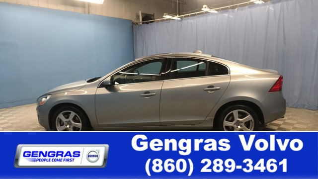 2013 Volvo S60 4dr Sdn T5 AWD CD Player Bucket Seats