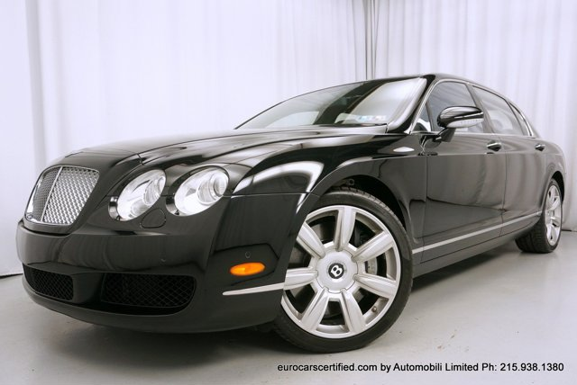2006 Bentley Continental Flying Spur 4dr Sdn AWD BELUGA