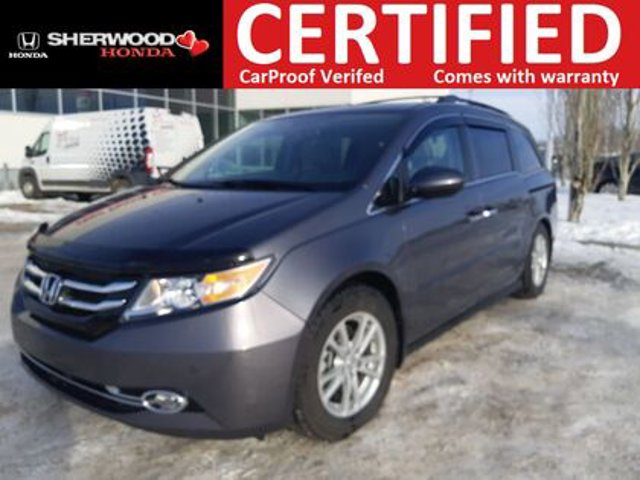 2014 Honda Odyssey 5dr EX-L Bluetooth Connection Back-Up Camera