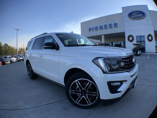 2019 Ford Expedition Limited 4x2 WHITE